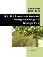 US EPA's Sustainable Materials Management Program Strategic Plan