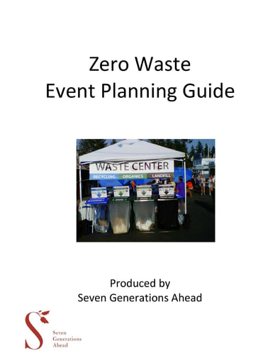 Zero Waste Guide, SGA