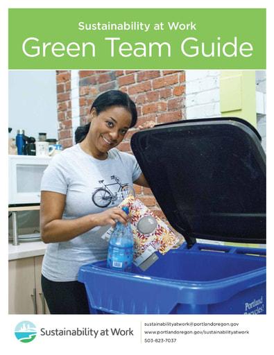 Green Team Guide, Portland, OR