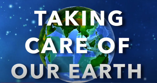 Taking Care of Our Earth-Sneak Peek